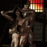 Interracial sex fantasies