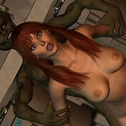 Girls scream of pain and pleasure - fantasy sex pics
